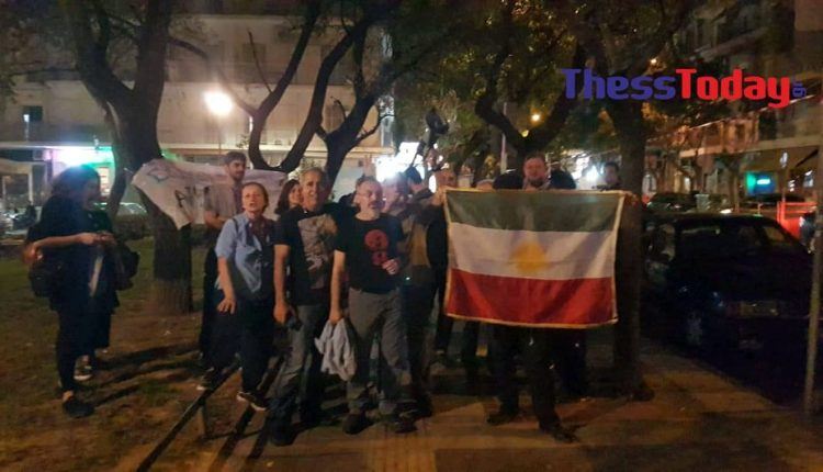 Μένουμε Θεσσαλονίκη