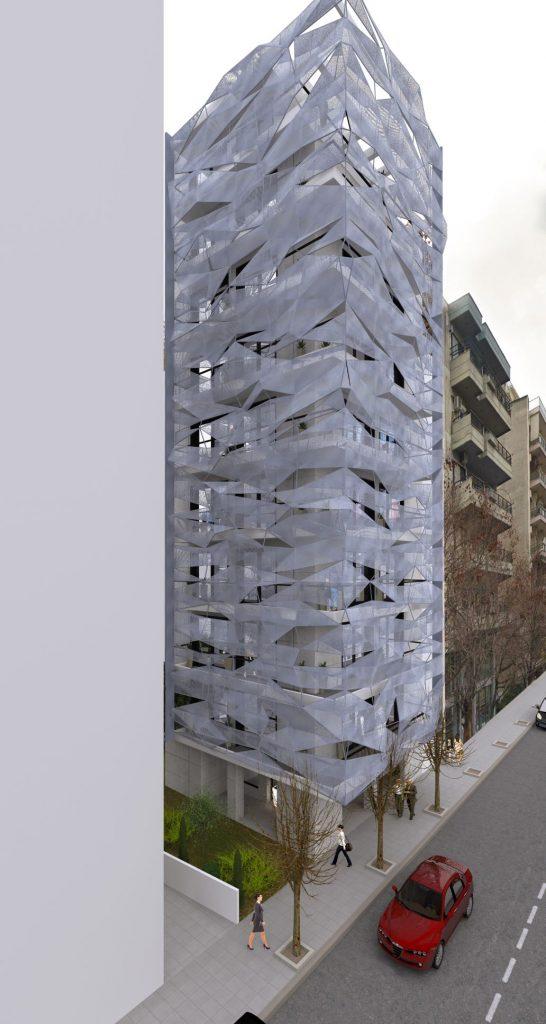 Θεσσαλονίκη: Εντυπωσιακό και «πράσινο» το νέο κτίριο της ΕΥΑΘ ΠΑΓΙΩΝ (ΦΩΤΟ), φωτογραφία-1