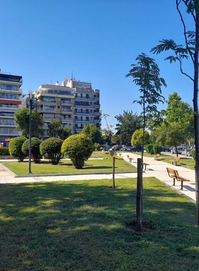Νέα όψη στο πάρκο της Ανθέων – Ο Δ. Θεσσαλονίκης γιορτάζει την Ημέρα Περιβάλλοντος (ΦΩΤΟ), φωτογραφία-3