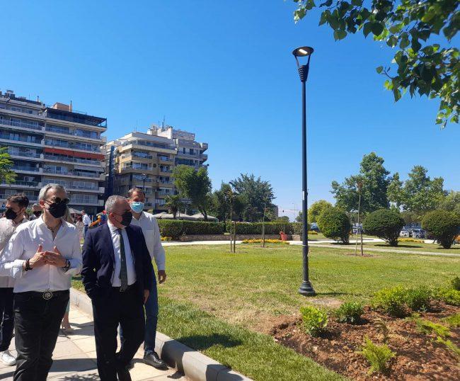 Νέα όψη στο πάρκο της Ανθέων – Ο Δ. Θεσσαλονίκης γιορτάζει την Ημέρα Περιβάλλοντος (ΦΩΤΟ), φωτογραφία-4