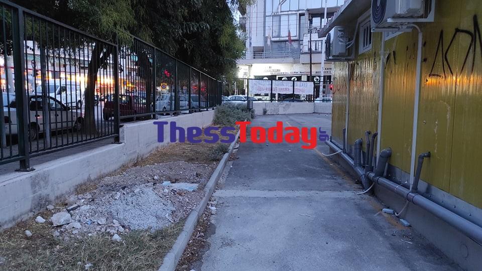 Θεσσαλονίκη: Τοποθετήθηκε το Kibo στο 90ο Δημοτικό – Μεγάλη οργή των γονέων (ΦΩΤΟ), φωτογραφία-8